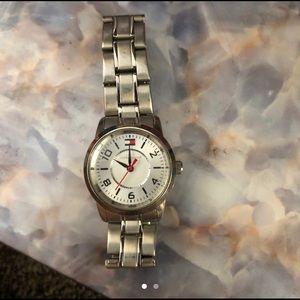 Tommy Hilfiger Silver watch